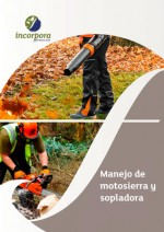 Manejo de motosierra-sopladora