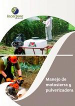 Manejo de motosierra-pulverizadora